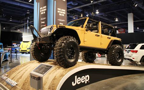sand jeep for jeep wrangler sand trooper motor trend