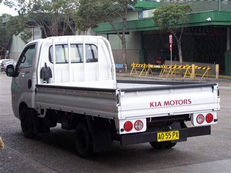 kia k2700 truck kia k2700 workhorse tipper 2007