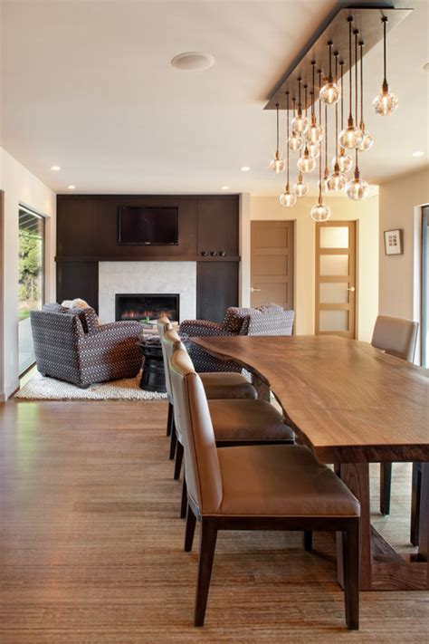 Light Fixtures Dining Room Table by Hi Where Are The Lights Above The Dining Table From Thanks