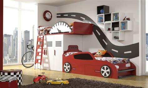 kinderzimmer junge autobett 50 wohnideen kinderzimmer wie sie den raum optimal ausnutzen