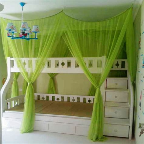 Bunk Bed Canopy Taobao Baroque Princess Bunk Bed Nets Wardrobe Bunk Bed Trundle Bed Canopy Bed Nets