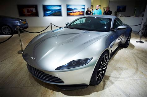 bond aston martin bond s aston martin db10 to be auctioned in february