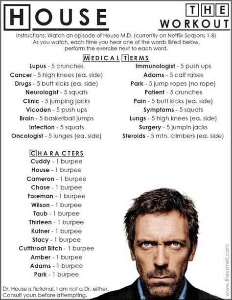 House Md Netflix by The 25 Best Ideas About Tv Workout On