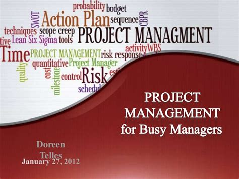 management powerpoint templates project management powerpoint template