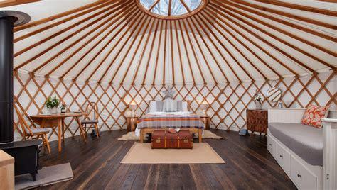 Guest Bathroom Designs by Larch Yurt The Yurt Retreat