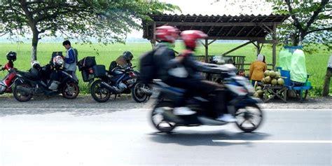 Ban Pacul Motor Matic pemudik tak dianjurkan gunakan sepeda motor matic