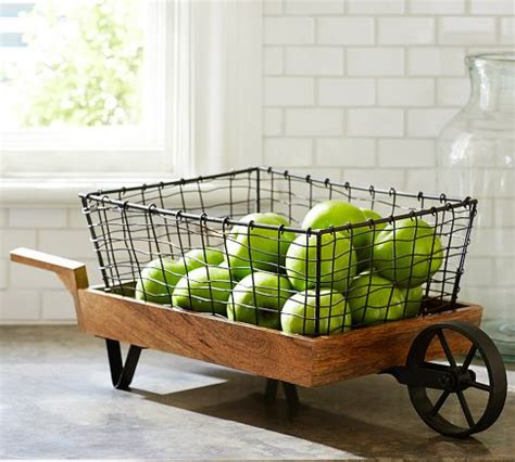 Countertop Fruit Storage by 18 Great Diy Fruit Storage Items For Kitchen Improvement