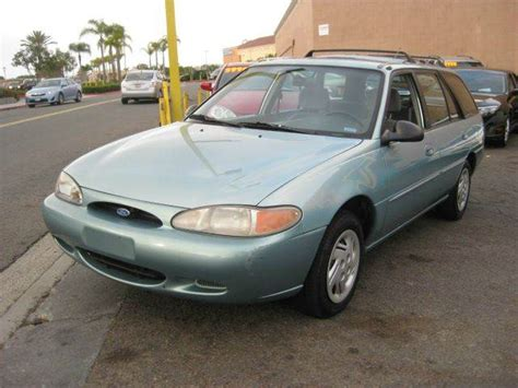 1997 Ford Escort Station Wagon For Sale 34 Used Cars From 975