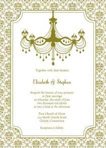 Wedding invitation template free printable invitation kits