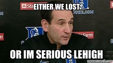 Coach K Memes - basketball coach k meme