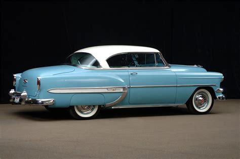 1954 chevy bel air hard top 1954 chevrolet bel air 2 door hardtop 61964