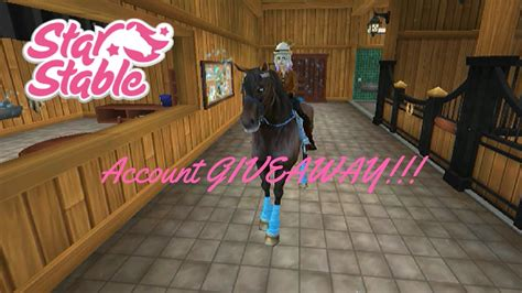 Star Stable Account Giveaway - star stable account giveaway doovi