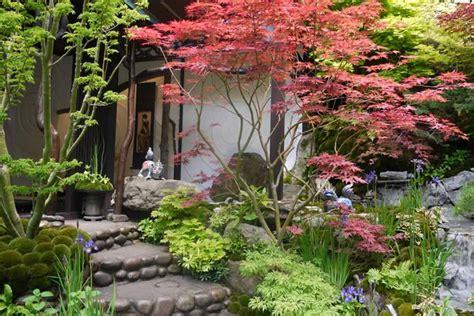 Edo Garden by Japanese Garden Ishihara Kazuyuki Chelsea Flower Show 2015