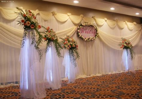 curtain backdrops for weddings 76 curtain wedding backdrop wedding backdrop