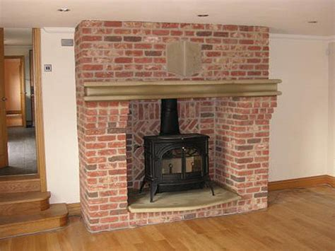 Brick Fireplace Images by Brick Laminate Picture Brick Inglenook Fireplace