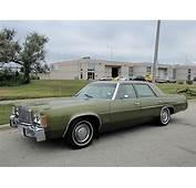 1975 Chrysler Newport  Information And Photos MOMENTcar