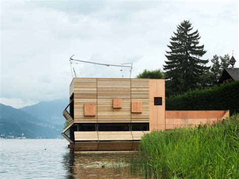 building a house boat millst 228 tter lake boat house mhm architects 171 inhabitat