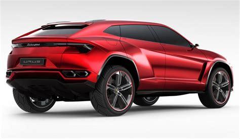 Lamborghini Urus Malaysia Lamborghini Releases Teaser Of New Urus Suv To Come With