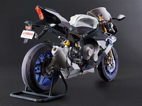 Yamaha Papercraft Motorcycle - yamaha yzf r1m papercraft ultra realistic model available