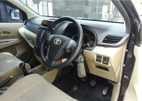Avanza All New 2013 toyota all new avanza g 1 3 mt 2013 hitam mobilbekas