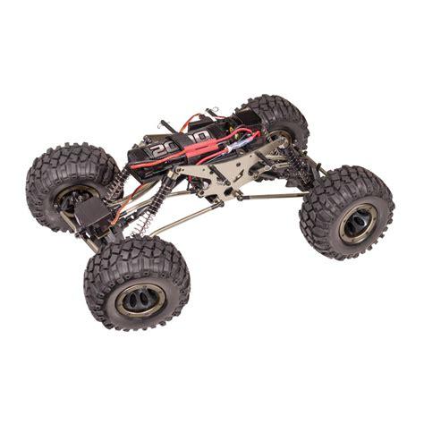 Rc Rock Crawler 4wd 2 4 Ghz Blue Black everest 10 rc rock crawler 1 10 rtr 4wd 2 4ghz waterproof ebay