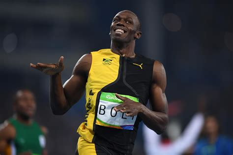Records Jamaica Highlights Usain Bolt Defends Crown S Sets