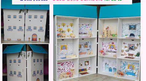casa bambole fai da te casa delle bambole fai da te bimbi creativi 155