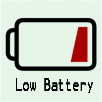 Low Batteries what are the updates in glass angela s