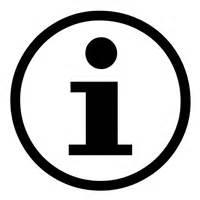 information logo vectors free download