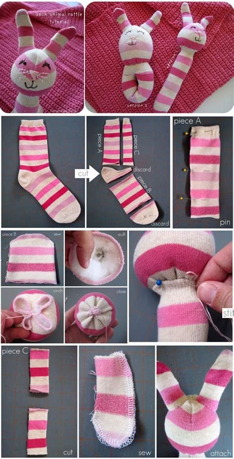 easy sock animals tutorial 17 best images about sock animals on sock