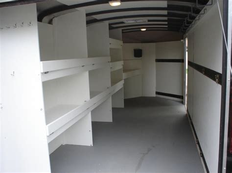 trailers on cargo trailer conversion workshop