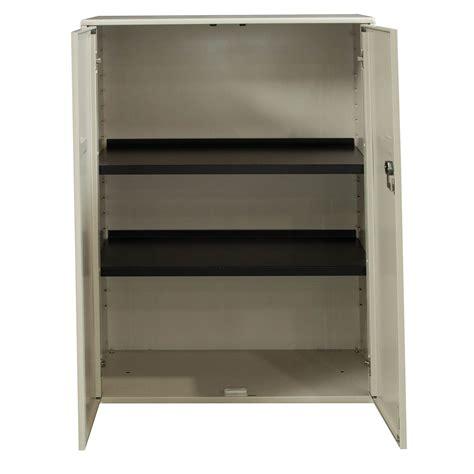 haworth cabinets haworth used 3 shelf 51 inch storage cabinet putty