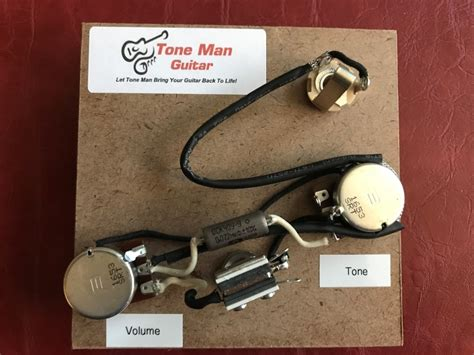 upgrade guitar wiring harness kits gibson epiphone fender