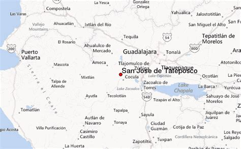 san jose doppler radar map san jose de tateposco weather forecast