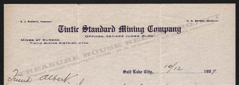 Federal Bank Letterhead Letterhead Utah S T