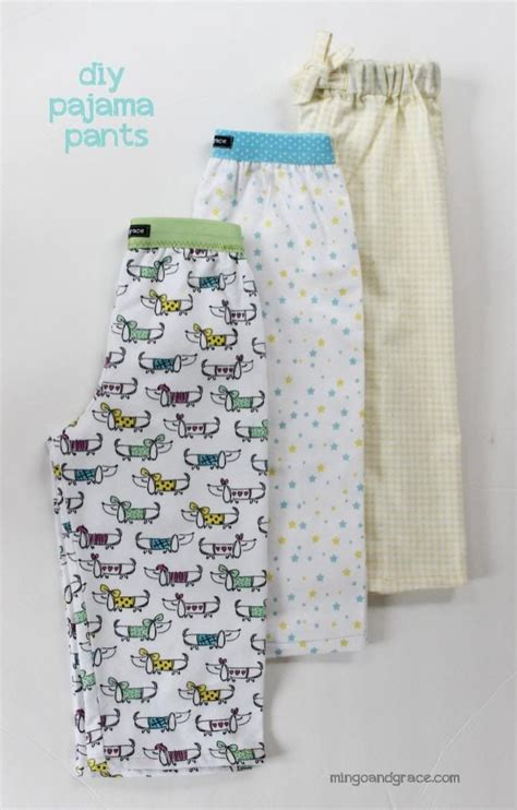 sewing pattern pajama pants 84 best images about baby pj patterns on pinterest