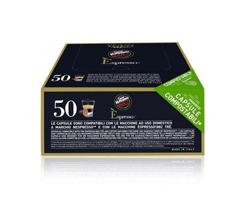 caff 232 vergnano 1882 200 spresso1882 arabica 50 capsule