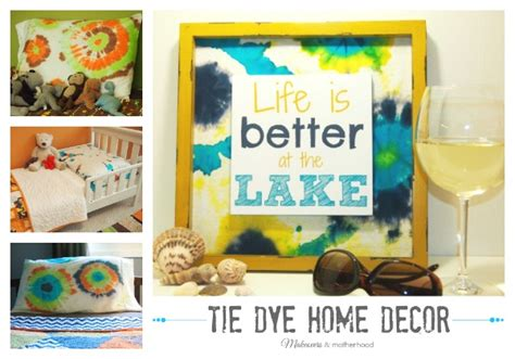 tie dye home decor tie dye home decor makeovers motherhood