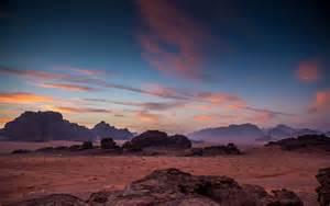 dawn wadi rum jordan travel past 50
