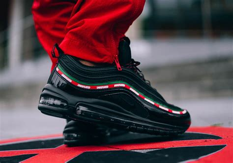 Undftd X Nike Air Max 97 Black undftd air max 97 black europe release date sneakernews