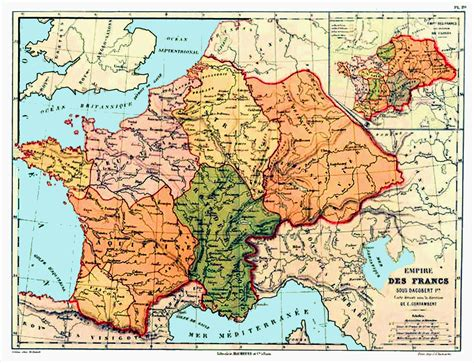 french history maps