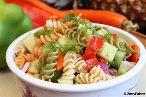 summer pasta salad recipes summer pasta salad dinner time pinterest