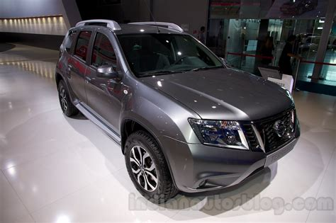 nissan terrano india nissan terrano awd coming to india in 2015