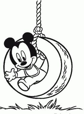 dibujos de mickey mouse para colorear en linea gratis disney dibujos para colorear de mickey mouse beb 233 mickey mouse