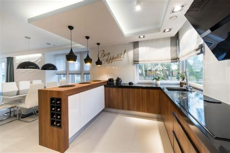 43 luxury modern kitchen designs that you will