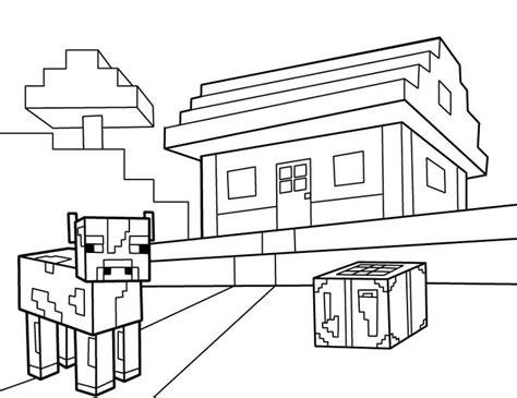 dibujos de minecraft para imprimir y colorear blogitecno mejores 40 im 225 genes de minecraft coloring pages en