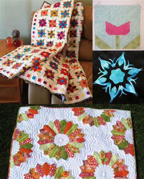 Free Flower Quilt Patterns by 10 Modern Flower Quilt Patterns You Ll