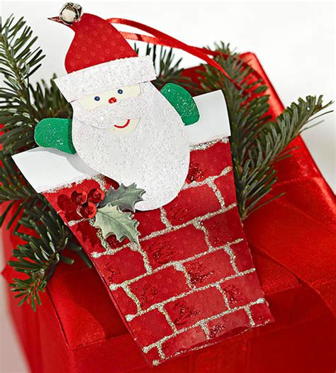 How To Make Paper Santa Claus - santa claus paper ornament pictures photos and images