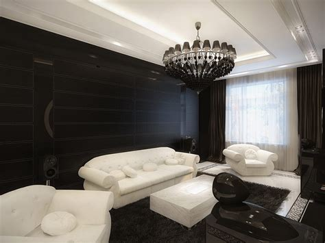 all black living room white and black living room interior design ideas