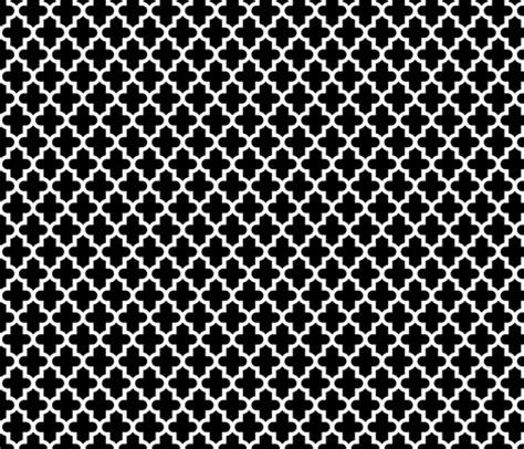 moroccan pattern black and white black and white moroccan fabric sweetzoeshop spoonflower